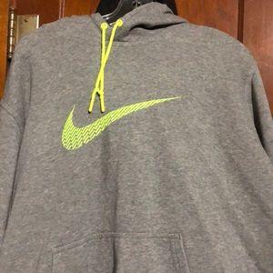 Nike men's hoodie XXL